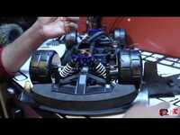 Traxxas XO-1: Boca Bearings Install Part 6