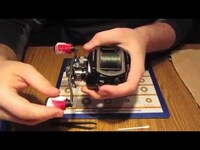 How to install bearing in a Lews BB1 Pro