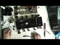 How to replace bearings on a Kyosho Blizzard.