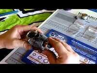 How to install Nova Rossi Basic N21-5T bearings