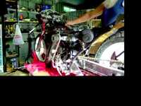 Supercharged Honda 250/4