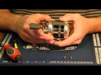 How to install Boca bearings on an Ambassadeur 5500