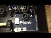 Traxxas TQi Telemetry Radio and App: Wheel Spin Test