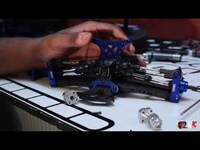 Traxxas XO-1: Boca Bearings Install Part 3