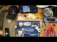 Boca Bearings: Replacement shimano tranx 500HG new