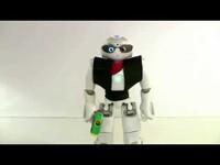 Robot Nao 1337