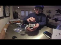 Install Boca Bearings on a Bass Pro Shop Pro Qualifier Reel: Brinson Reed (2)