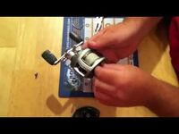 How To Change Abu Garcia Revo S Bearings