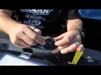 How to replace JC DragWorks Speed Run DRAGSTER  chassis bearings