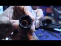 Yeti XL Rear Axle: Boca Bearings Install (Part 1)